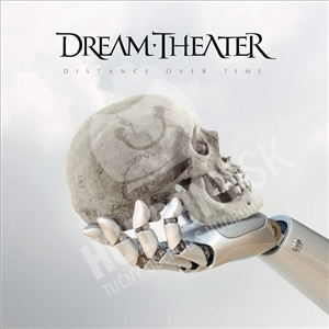 Dream Theater - Distance Over Time len 16,98 €