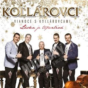 Kollárovci - Vianoce s Kollárovcami (DVD) len 9,99 €