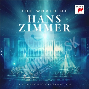 Hans Zimmer - The World of Hans Zimmer – A Symphonic Celebration inkl 16Pg.Booklet  (2CD) len 24,99 €