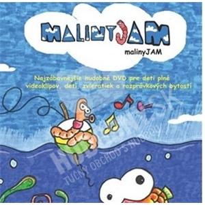 Maliny Jam - Maliny JAM (DVD) len 10,59 €