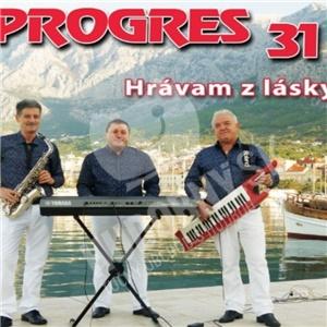 Progres - Hrávam z lásky 31 len 9,78 €