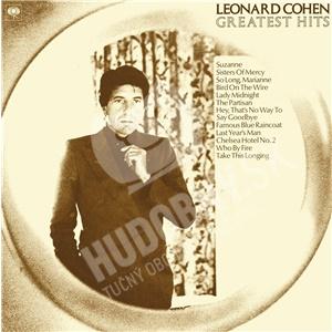 Leonard Cohen - Greatest Hits (Vinyl) len 19,98 €