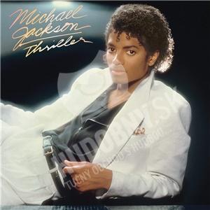 Michael Jackson - Thriller - Gatefold (Vinyl) len 32,99 €
