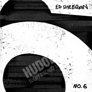 Ed Sheeran - No.6 Collaborations Project len 16,98 €