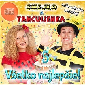 Smejko a Tanculienka - Všetko najlepšie! len 11,99 €