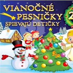 VAR - Vianočné pesničky spievajú detičky (2CD) len 10,99 €