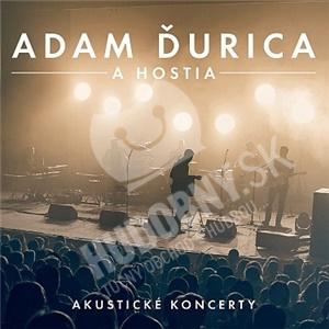 Adam Ďurica a hostia - Akustické koncerty len 13,49 €