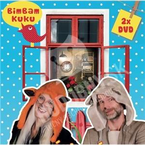 BimBamKuku - Rozprávkový rok líšky a vlka (2x DVD) len 12,89 €