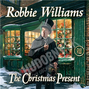 Robbie Williams - Christmas present (2x Vinyl) len 29,99 €