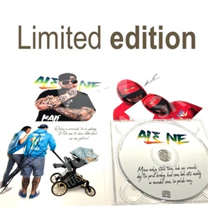 Kali - Ale ne (CD s podpisom, nálepka, podpiskarta) len 25,99 €