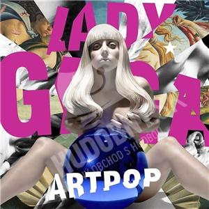 Lady Gaga - Artpop len 12,29 €