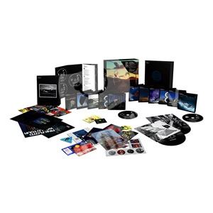 Pink Floyd - The Later Years 1987 - 2019 (Box Set 5xCD, 6xBluray, 5xDVD, 2xVinyl, Photobook) len 849,99 €