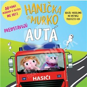 Hanička a Murko - Hanička a Murko predstavujú autá (DVD) len 7,89 €