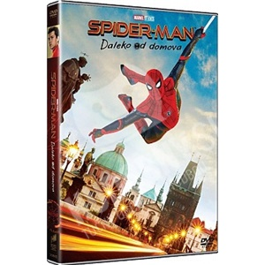 Film - Spider-Man: Far from Home (Film EN+CZ) len 11,79 €