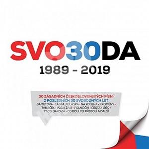 VAR - Svoboda 1989 - 2019 len 11,79 €
