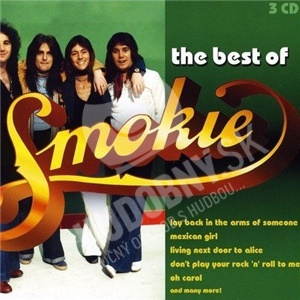 Smokie - Best Of [3CD] len 21,99 €