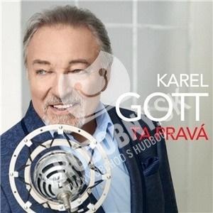 Karel Gott - Ta pravá (Vinyl) len 18,98 €