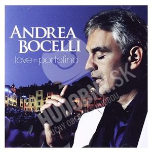 Andrea Bocelli - Love In Portofino (CD + DVD) len 22,99 €