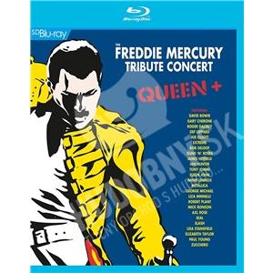 Queen - The Freddie Mercury Tribute Concert (Bluray) len 29,99 €