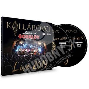 Kollárovci - Stretnutie Goralov v Pieninách 2019  (CD+DVD) len 11,99 €