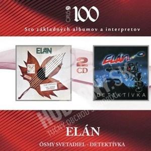 Elán - Ôsmy svetadiel/ Detektívka len 10,99 €