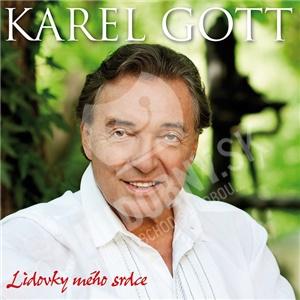 Karel Gott - Lidovky mého srdce len 12,99 €