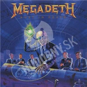 Megadeth - Rust in peace new len 8,99 €