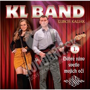 KL Band - Dobré ráno svetlo mojich očí 1 len 7,99 €
