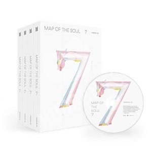 BTS - Map of the Soul: 7 len 47,99 €