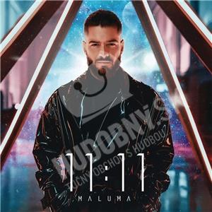 Maluma - 11:11 len 14,49 €