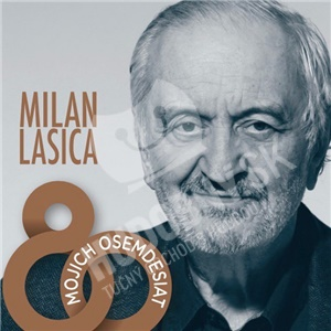 Milan Lasica - Mojich osemdesiat (4CD) len 24,49 €