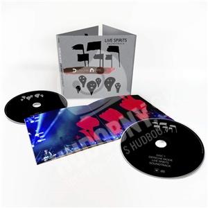 Depeche Mode - Spirits In the Forest (CD/ Bluray) len 27,89 €