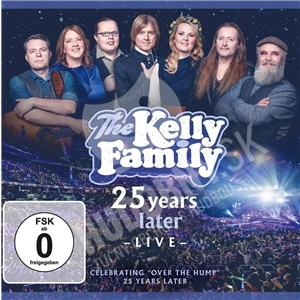The Kelly Family - 25 Years Later - Live (Deluxe Edition 2CD+2DVD) len 26,99 €