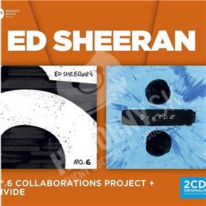 Ed Sheeran - Divide & No. 6 Collaborations Project len 13,99 €