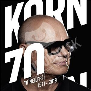 Jiří Korn - To nejlepší (1971-2019) len 10,39 €