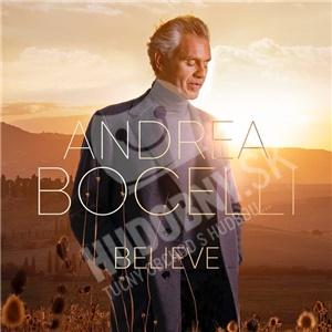 Andrea Bocelli - Believe len 17,48 €
