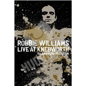 Robbie Williams - Live at Knebworth 10th Anniv. Deluxe Edition (2xCD + 2xDVD/BluRay + Kniha) len 99,99 €