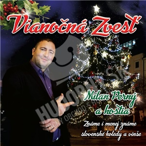 Milan Perný a hostia - Vianočná zvesť len 7,99 €