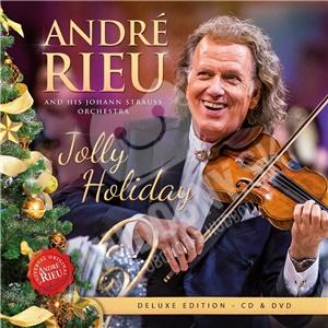 André Rieu - Andre/Strauss Orchest Rieu - Jolly Holiday (CD+DVD) len 26,69 €