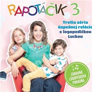 Rapotáčik - Rapotáčik 3 (DVD) len 11,99 €