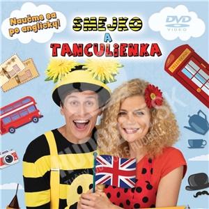 Smejko a Tanculienka - Rozprávková angličtina (DVD) len 11,99 €