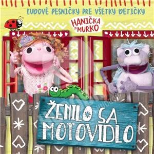 Hanička a Murko - Ženilo sa motovidlo len 7,99 €