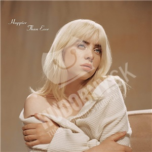 Billie Eilish - Happier Than Ever len 16,98 €