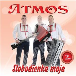 Atmos - Slobodienka moja 2 len 8,49 €