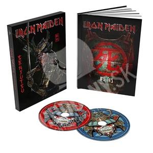 Iron Maiden - Senjutsu (Limited Deluxe 2CD) len 20,49 €