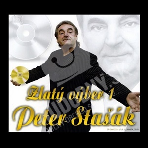 Peter Stašák - Zlatý výber len 10,99 €