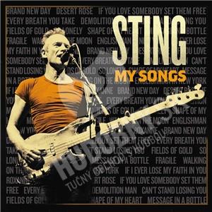 Sting - My Songs len 15,99 €