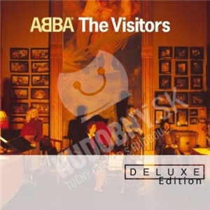ABBA - The Visitors (CD+DVD Deluxe edition) len 199,99 €