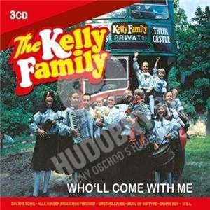 Kelly Family - Who'll Come With Me (3 CD) len 17,98 €