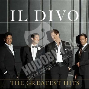 Il Divo - Greatest Hits len 8,79 €